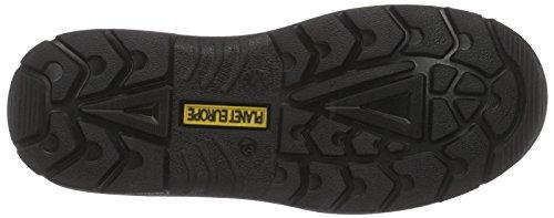 Gevavi Safety Planet Europe Track S3 Sicherheitsschuhe  schwarz - Calzado de protección Unisex adulto Negro (schwarz)