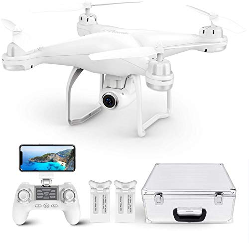 Potensic T25 GPS Drone With Camera For Adults Beginner, FPV RC Quadcopter, Auto Return Home, Altitude Hold, Follow Me…