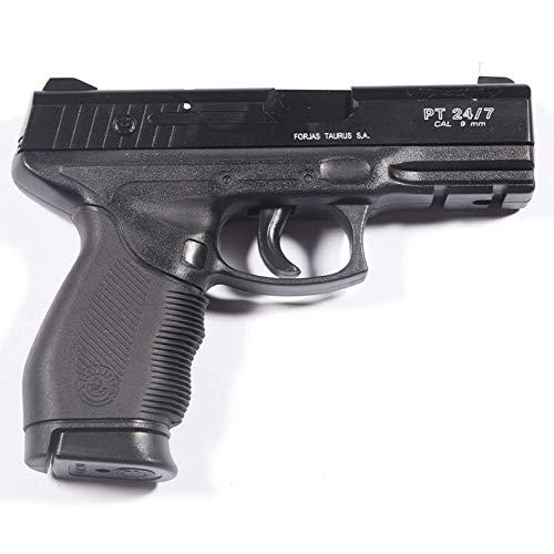 CyberGun Airsoft-Pistolet à Billes Taurus PT24/7 à Ressort-génération 2-Puissance: 0,5 Joule 3