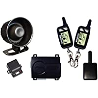 Excalibur K9ECLIPSE2 CAR ALARM K9 WITH (2)2-WAY LCD REMOTES (Replacement remote-65101)