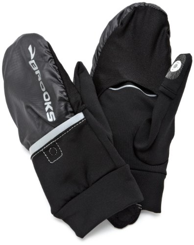 Brooks Adapt Glove(Black, Small)