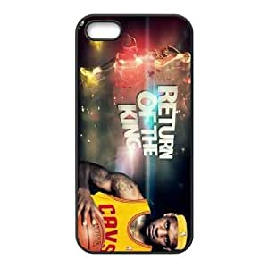 Generic Cell Phone Cases For Apple iphone 5s Cell Phone Design With 2015 NBA #23 Lebron James niy-hc8130iphone 5s9