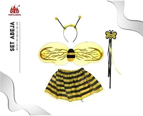 Cisne 2013, S.L. Set Conjunto de Abeja Maya, con Tutu, Barita ...