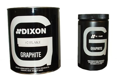 No.2 Medium Flake Graphite - Dixon Graphite L2F1C (1/CAN) [Misc.]
