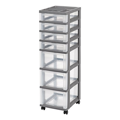 7 Drawer Cart - 3