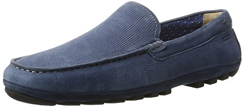 Denim Hombre para Mocasines 51403denim Ecco Blue Moc Blue Azul Summer fgq1RS