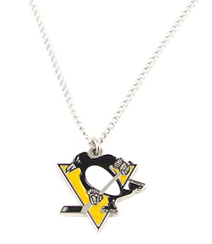 Pittsburgh Penguins - NHL Logo Pendant Necklace