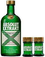 Absolut Extrakt 700ml + 2 Shots