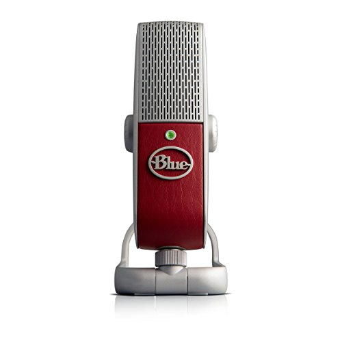 (Blue Raspberry Premium Mobile USB Microphone (0304))