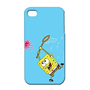 Sprangabeb Mark Aegis 3D Phone Case for IPhone 4/4s Classical Cover Shell