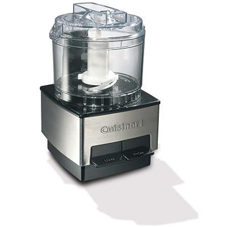 Cuisinart DLC1SSRU Robot de cocina, 200W, 600ml, plástico, plateado: Amazon.es: Hogar