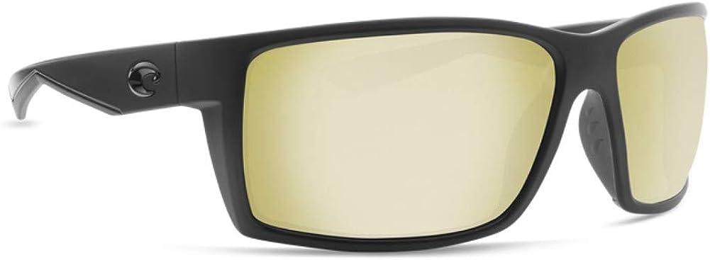 Costa Del Mar mens Reefton Rectangular Sunglasses