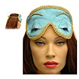 Breakfast At Tiffany's Sleep Mask Silk Satin Eye Mask!