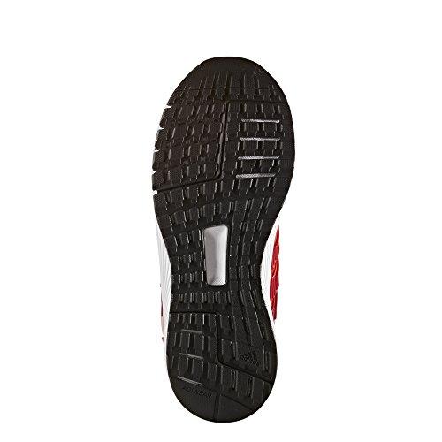 adidas Duramo 8 K, Zapatillas de Deporte Unisex Niños Azul (Rojbas/Negbas/Ftwbla)