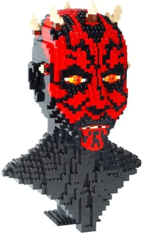 Lego Star Wars Episode 1: Darth Maul Sculpture