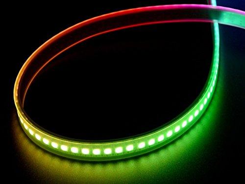 Price comparison product image Adafruit DotStar Digital LED Strip - White 144 LED / m - 0.5 Meter - WHITE [ADA2329]