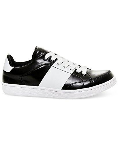 Steve Madden Mens Borgg Sneakers Basse Scarpe Uomo 13 Bianco Rosso