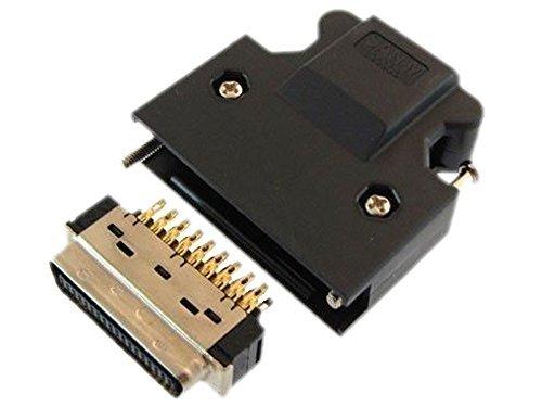 20 Pin MDR Wire-mount Male Connector Sanyo Denki YASKAWA SERVOPACK servo drive D7