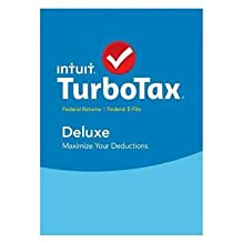 TurboTax Deluxe No State 2015 Electronics Computer Networking