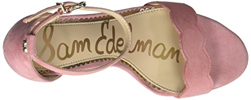 Sam Edelman Women's Odila Heeled Sandal, Pink Lemonade, 6.5 M US by Sam Edelman (Image #8)