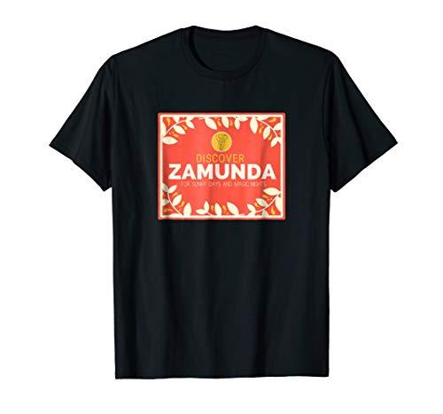 (Discover Zamunda Classic 80's Movie T-Shirt)