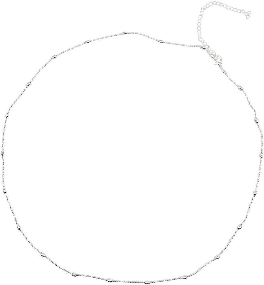 Simple and Layered Beaded Beach Bikini Belly Waist Chain Belt