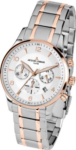 Jacques Lemans Classic London 1-1654P Men's Two Tone Watch