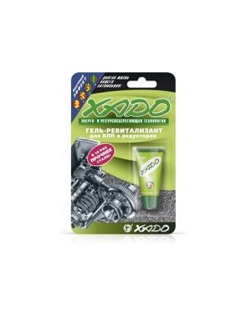 XADO Revitalizant® de gel para cambio de engranaje y untersetzung – Engranaje additiv de
