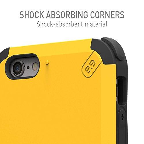 PureGear Dualtek Case for Apple iPhone 5C - Retail Packaging - Kayak Yellow