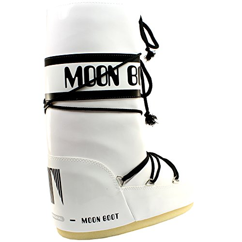 de Moon Bottes Femmes Boot neige Tecnica viynl originales PABwdnXq