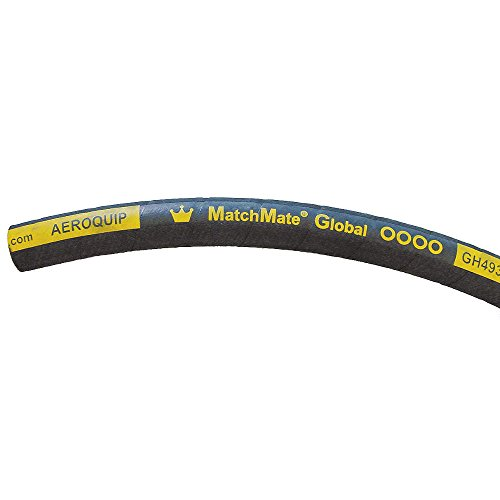 Eaton Aeroquip - GH493-20X60FT - Synthetic Rubber Wire Reinforced Hydraulic Hose by Eaton Aeroquip
