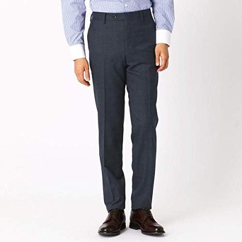 (コムサ イズム) COMME CA ISM 〈セットアップ〉 デニムライク ミルドストレッチ レギュラーモデル スーツパンツ 47-02FN02-109