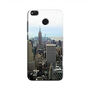 Cover It Up - New York Sky Redmi 4 Hard Case