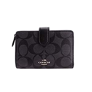 Coach Women's Medium Corner Zip Wallet