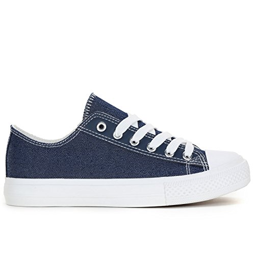Prendimi Scarpe&Scarpe - Sneakers Donna Blue 4CG8cKs