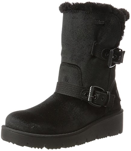 Boots Black Women's Oliver 26468 s qxzwtXAw