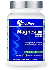 Magnesium Malate 180 Milligram, 120 Vegetable Capsules