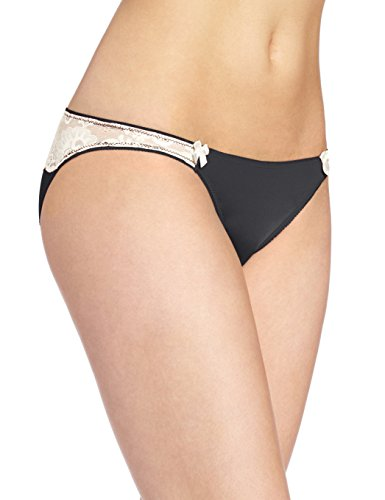 b.tempt'd Wacoal Women's Most Desired Bikini Panty, Night (X-Large)