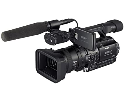 amazon com sony professional hvr z1u 3ccd high definition rh amazon com sony hvr-z1 service manual pdf sony hdv z1u manual