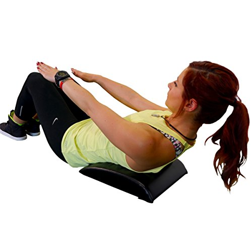 Elite Sportz Abdominal Sit Up Pad Very Comfortable and Gives Great Lower Back Support, Helping to Remove all the Strain, Making Sit Ups Easy Bonus Resistance Band Included