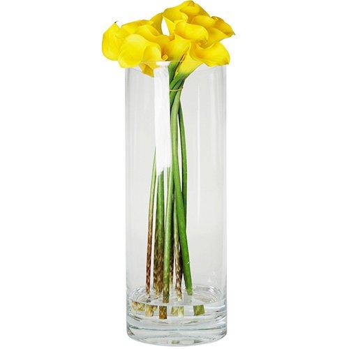 Cylinder Vase, Dia:5