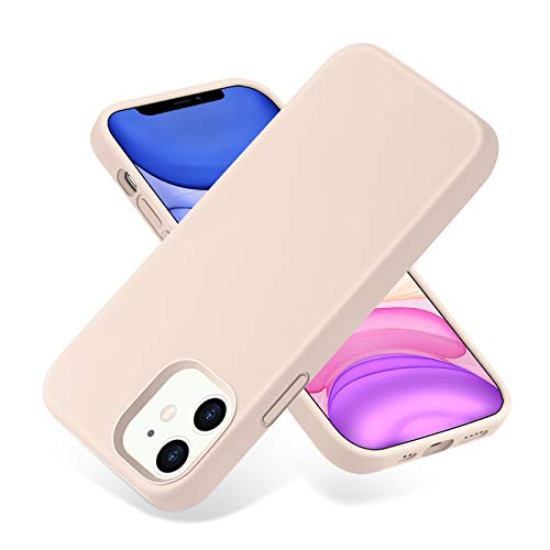 SNBLK Compatible with iPhone 12 Case/Compatible with iPhone 12 Pro Case Liquid Silicone 6.1 Inch (2020),Soft Thick…