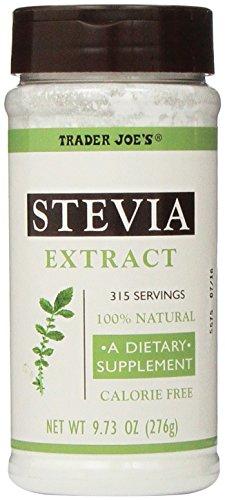 Trader Joes Stevia Extract