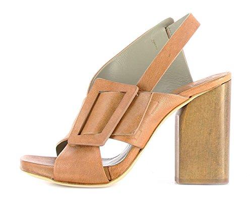 Ixos 35105 Quenncartone Läder Sandal Kvinna 39