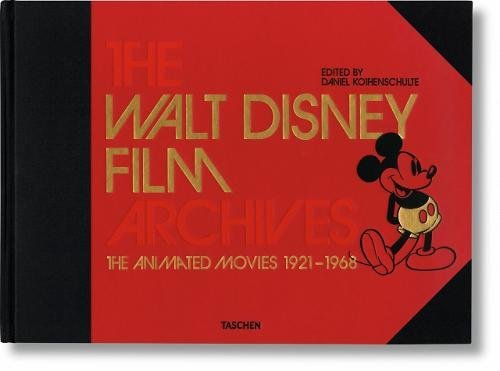 Books : The Walt Disney Film Archives XXL: The Animated Movies 1921-1968