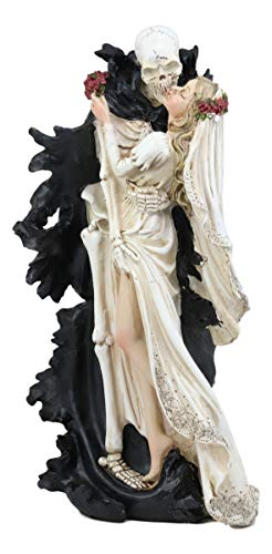Ebros Wedding Bride and Death Angel Grim Reaper