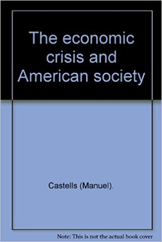 Book The Economic Crisis and American Society (Princeton Legacy Library)