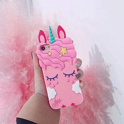 iPhone X Case Cute Unicorn iPhone 7 6