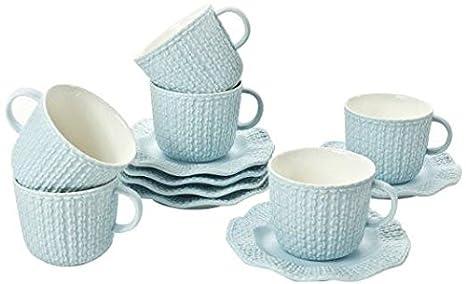Amazon.com | Yedi Houseware Classic Coffee & Tea Matte Sweater ...