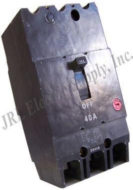 480//277-Volt GE TEY330 Circuit Breaker 30-Amp 3-Pole BRK//TEY Frame
